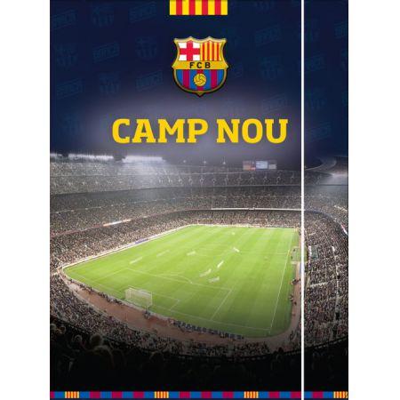Fan-shop Desky na sešity BARCELONA FC Euco stadium