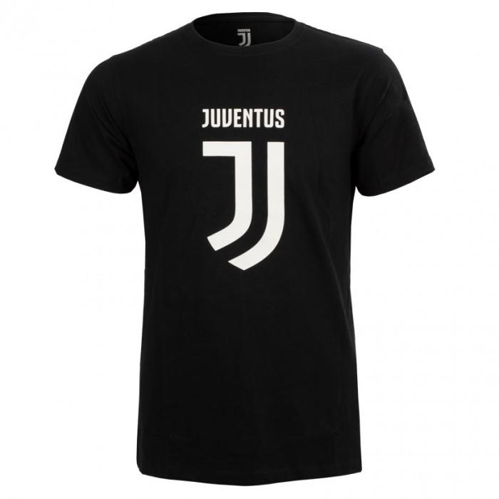 Fan-shop Tričko JUVENTUS FC Basic black Velikost: M