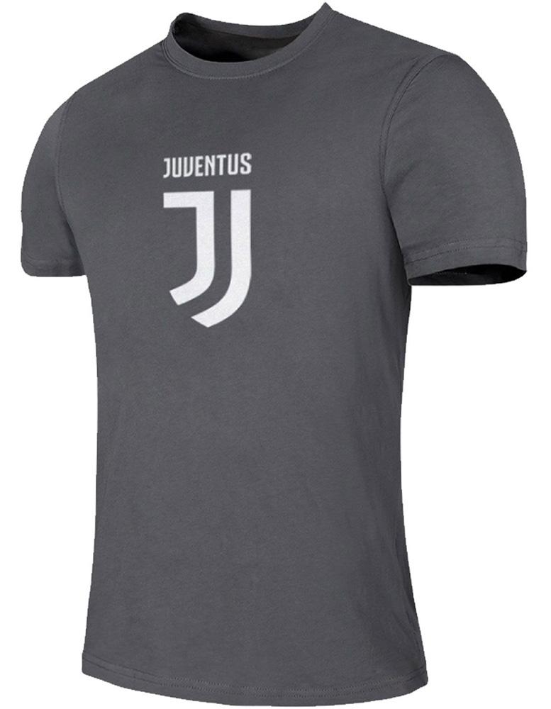 Fan-shop Tričko JUVENTUS FC crest grey Velikost: M