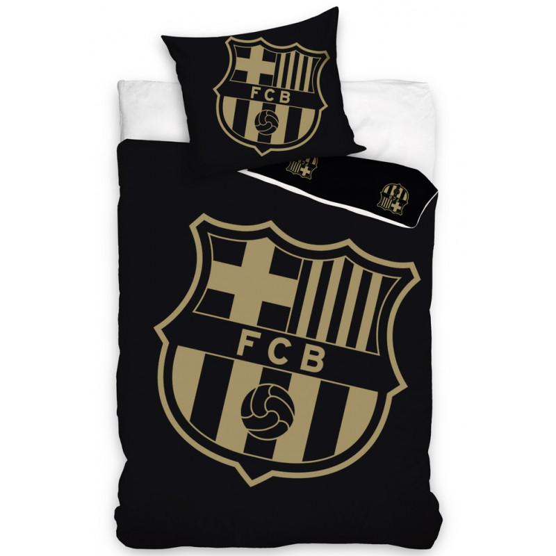 Carbotex Povlečení BARCELONA FC black