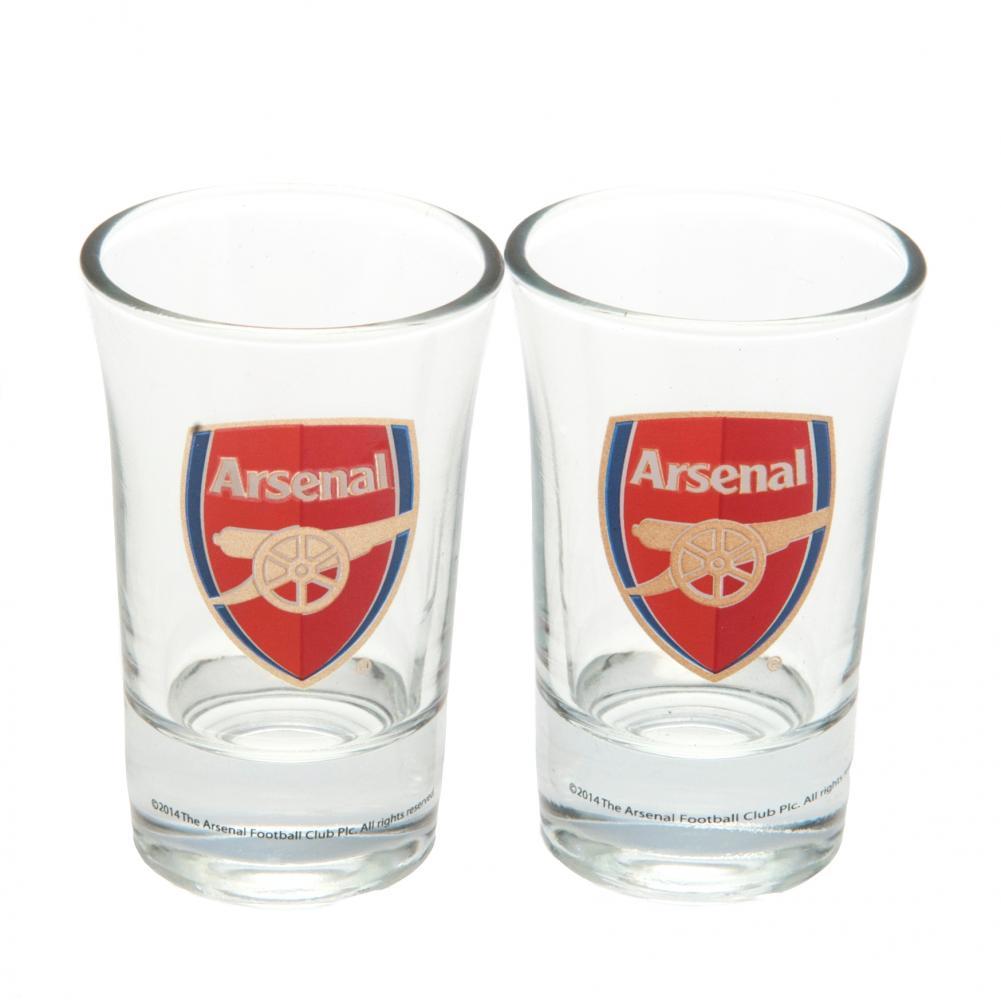 2pack panáky ARSENAL FC