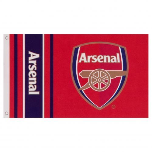 Vlajka ARSENAL FC wordmark