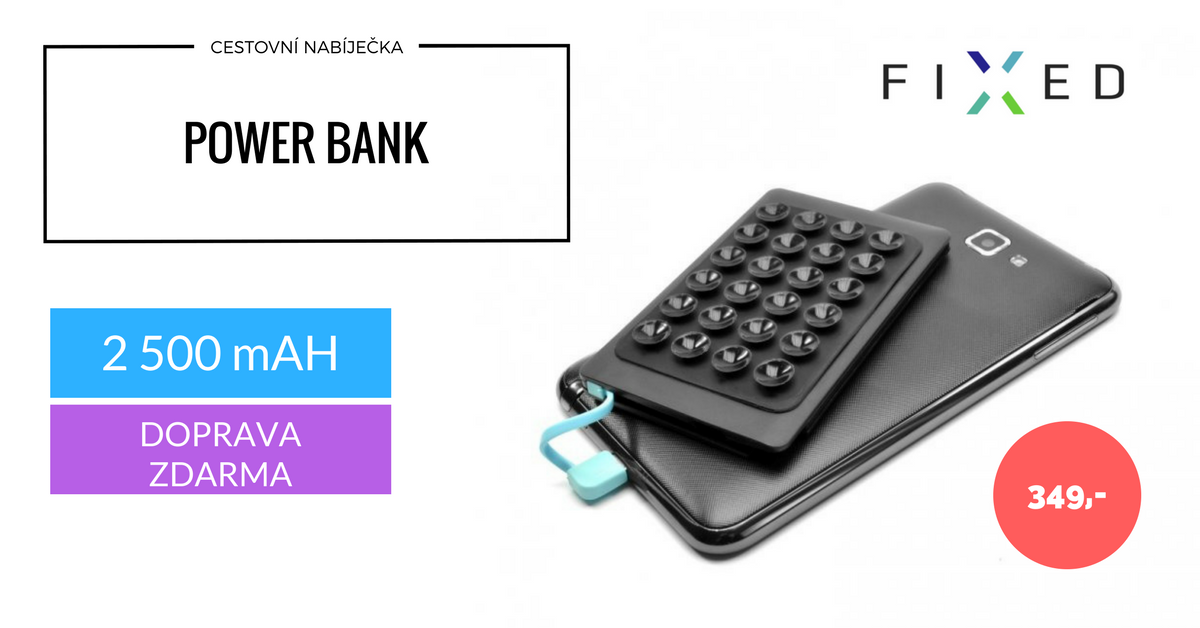 Fixed-powerbank