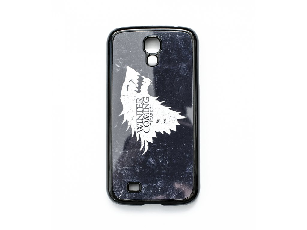 Game of Thrones kryt pro Samsung S4 - Winter is Coming
