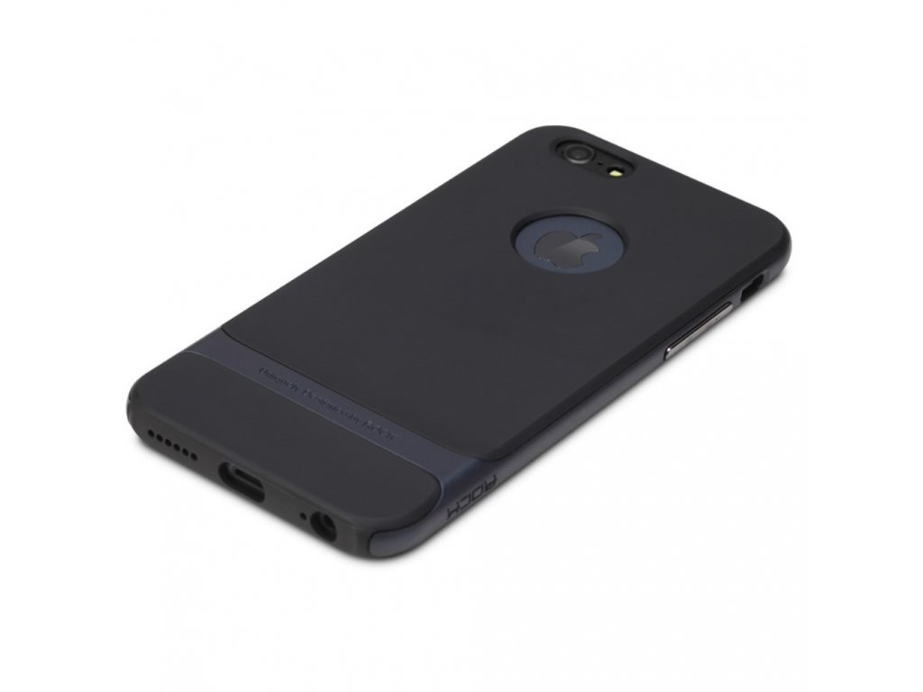 ROCK Royce tenký kryt pro iPhone 6/6S - Navy Blue