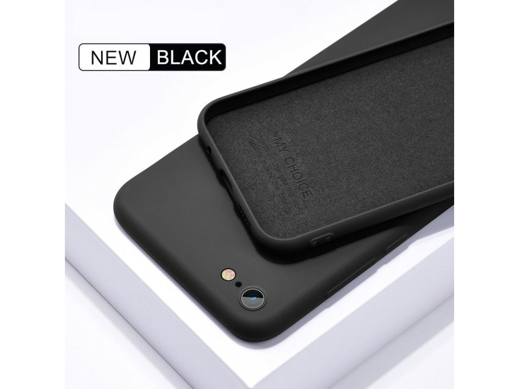 1 Thin Soft Case For iPhone 7 8 6 6s Plus 5S 4 Original Liquid Silicone Cover