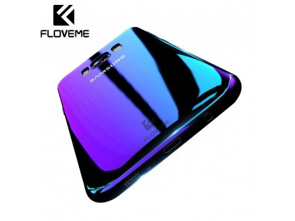 FLOVEME For Samsung Galaxy A5 2017 2016 Case For Samsung A3 2017 Blue Ray Gradient Light 1