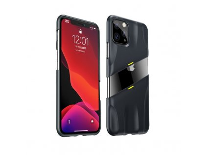Baseus For iPhone 11 2019 Case Hard PC Shockproof Case Support Wireless Charging for iPhone 11 (1)