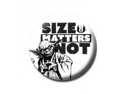 3265 placka star wars size matters not