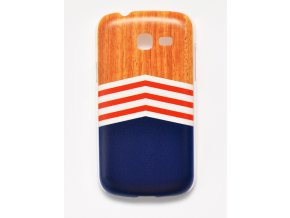 Samsung Galaxy Trend Lite kryt - Abstract wood