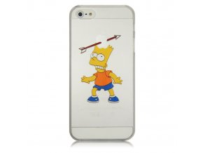 Simpsonovi kryt pro iPhone 7 Plus - Bart