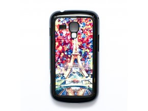 Zadní kryt pro Samsung Trend a S Duos - Eiffel Painting