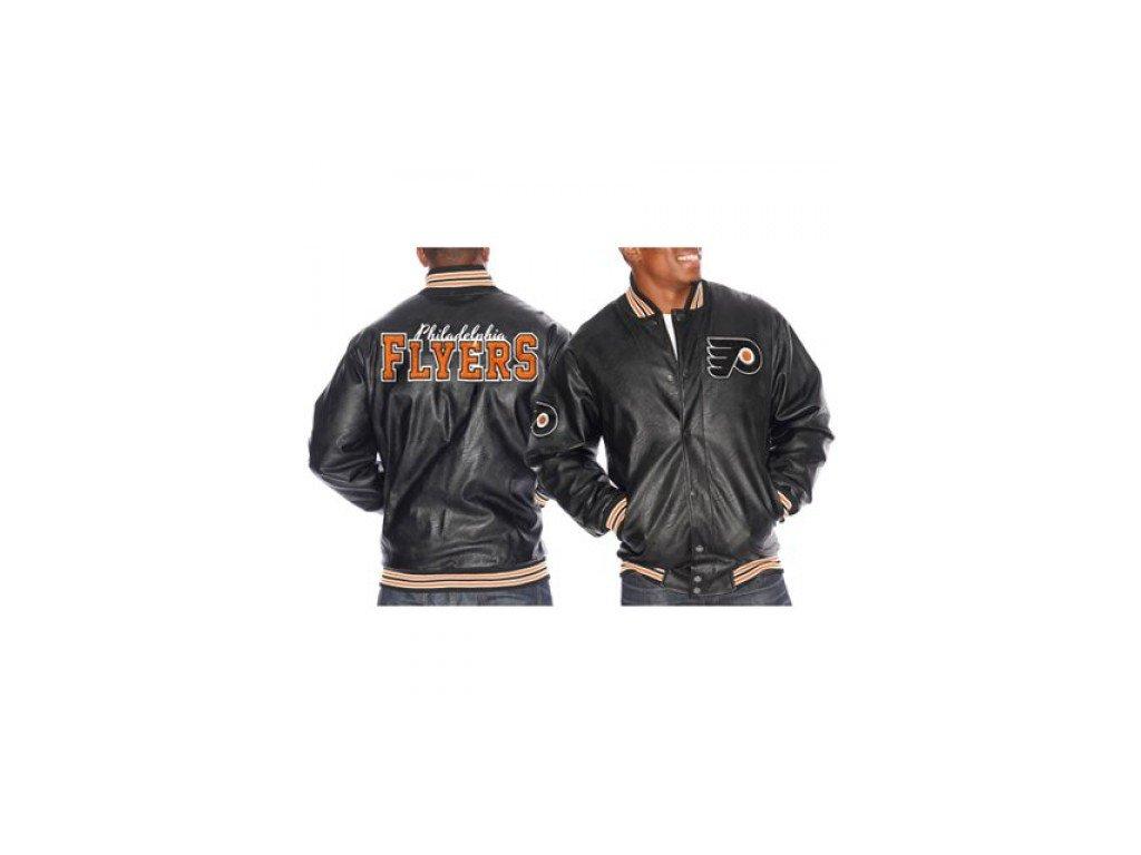 Bunda - Faux Leather - Philadelphia Flyers