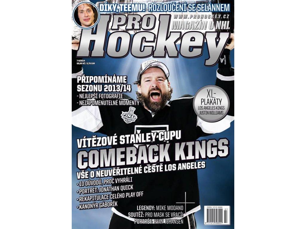 Časopis ProHockey 2014/7 - 8