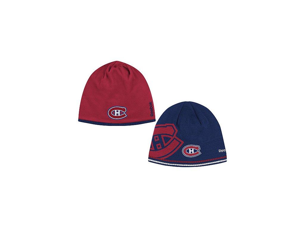 Čepice - Center Ice Reversible 12/13 - Montreal Canadiens