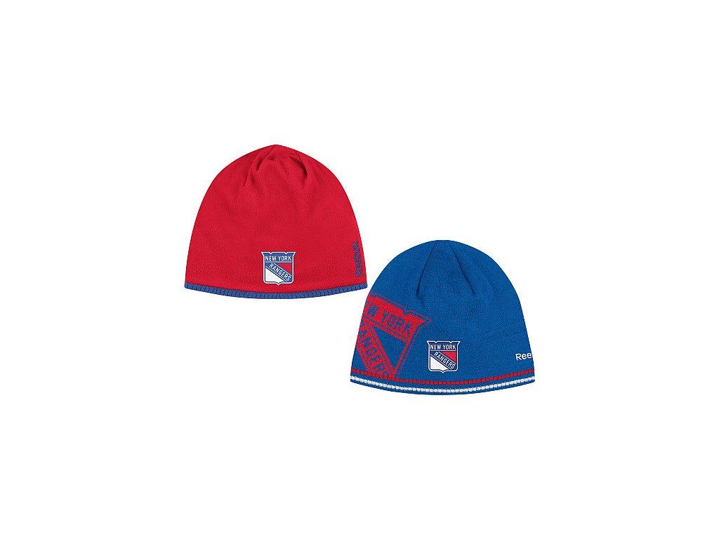 Čepice - Center Ice Reversible 12/13 - New York Rangers