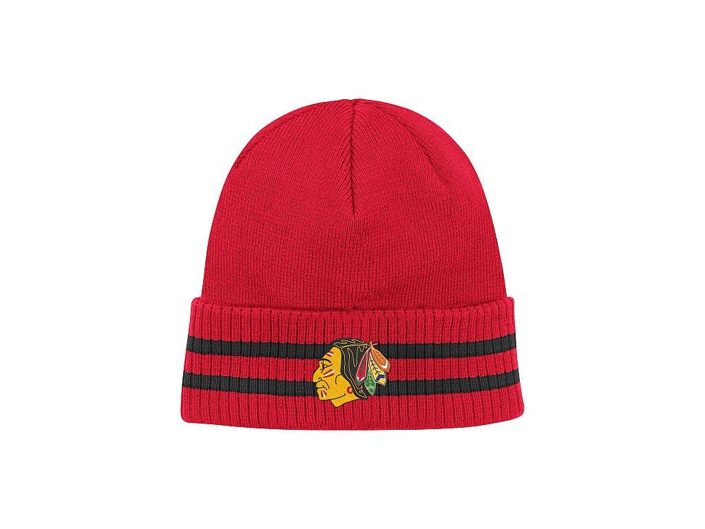 Čepice - Stockey - Chicago Blackhawks