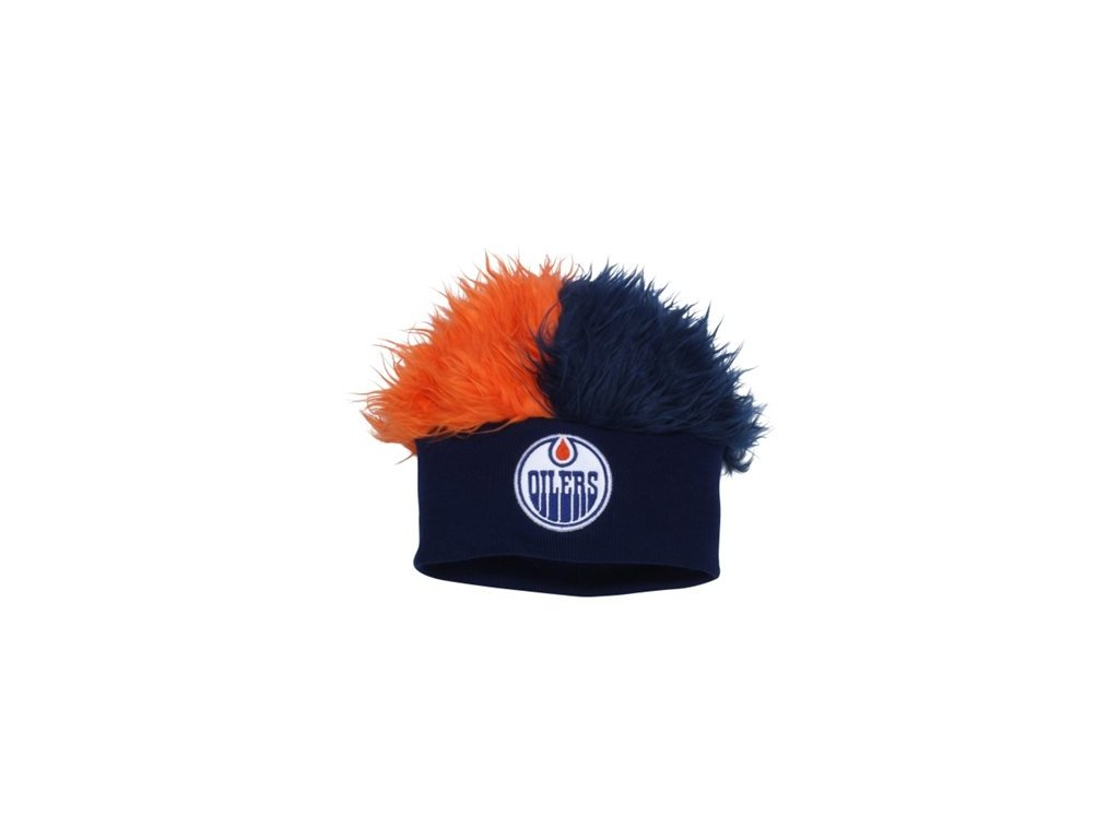 Čepice Edmonton Oilers Flair Hair