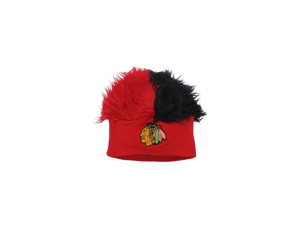 Čepice Chicago Blackhawks Flair Hair
