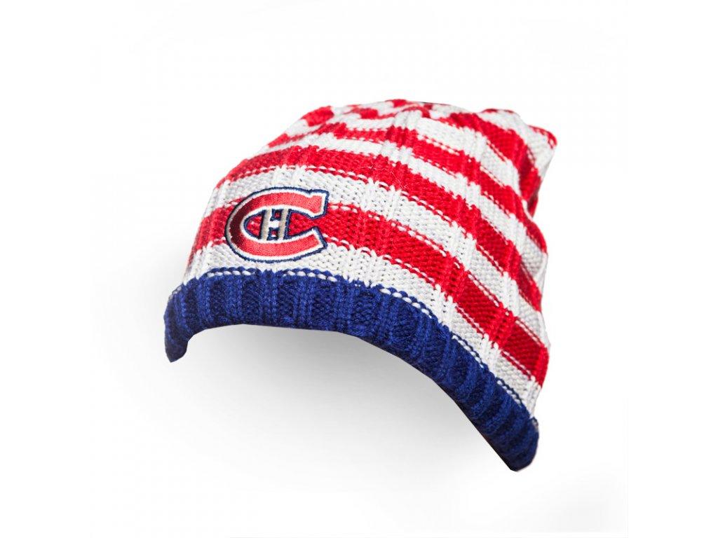 Čepice Montreal Canadiens CCM Vintage Uncuffed