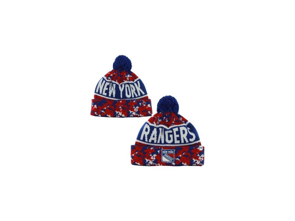 Čepice New York Rangers '47 Brand Armory Digi Camo