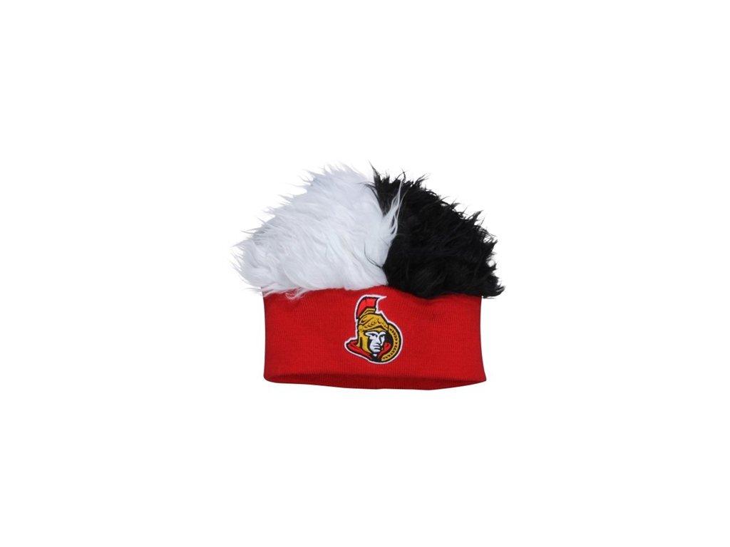 Čepice Ottawa Senators Flair Hair
