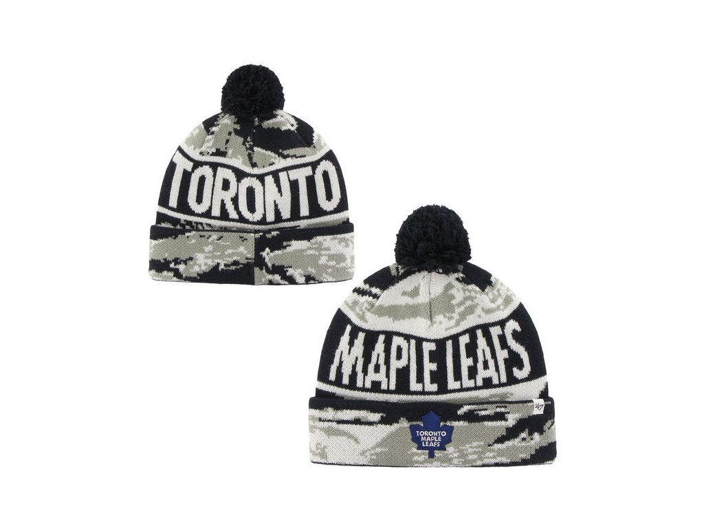 Kulich Toronto Maple Leafs 47 Brand Armory Digi Camo