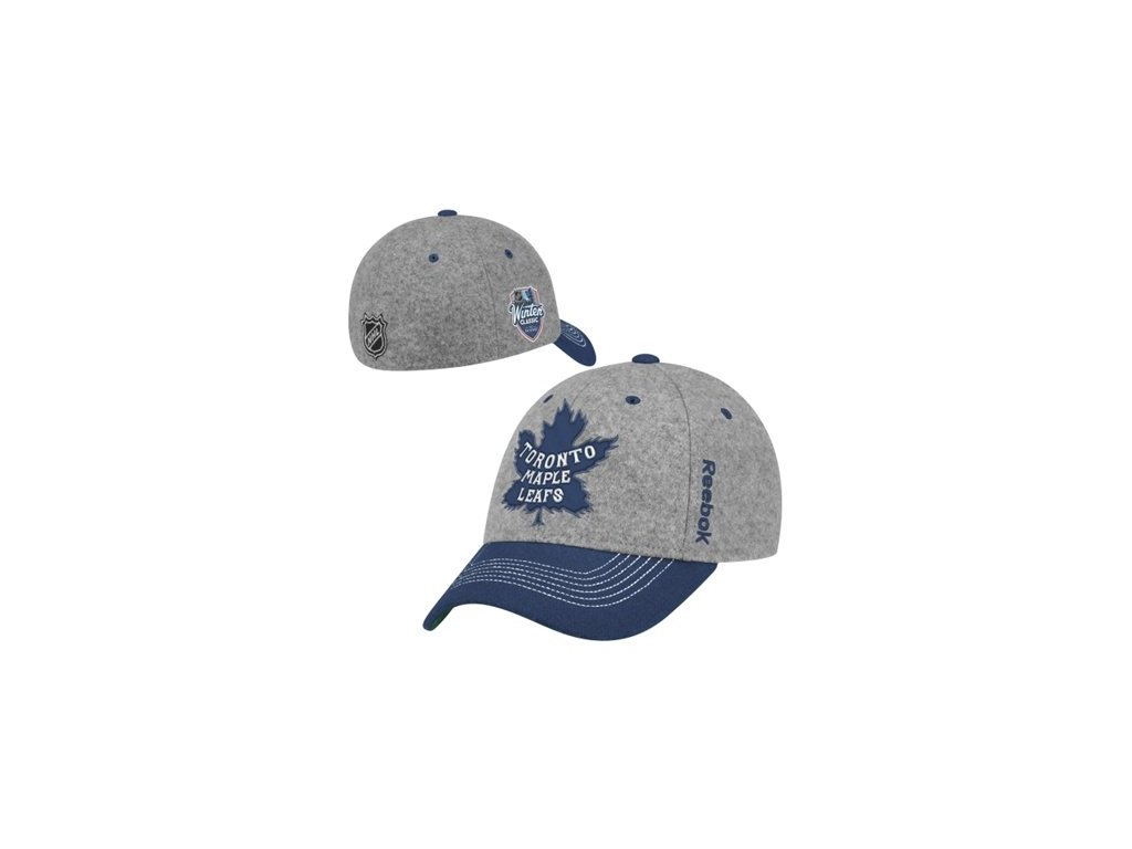 Čepice Toronto Maple Leafs 2014 Winter Classic Structured