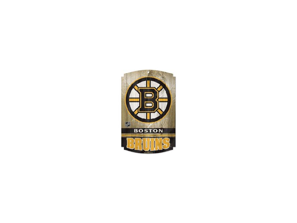 Dřevěná Deska Boston Bruins