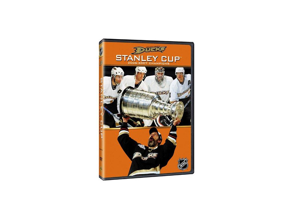 DVD - NHL 2006-07 Stanley Cup Champions - Anaheim Ducks