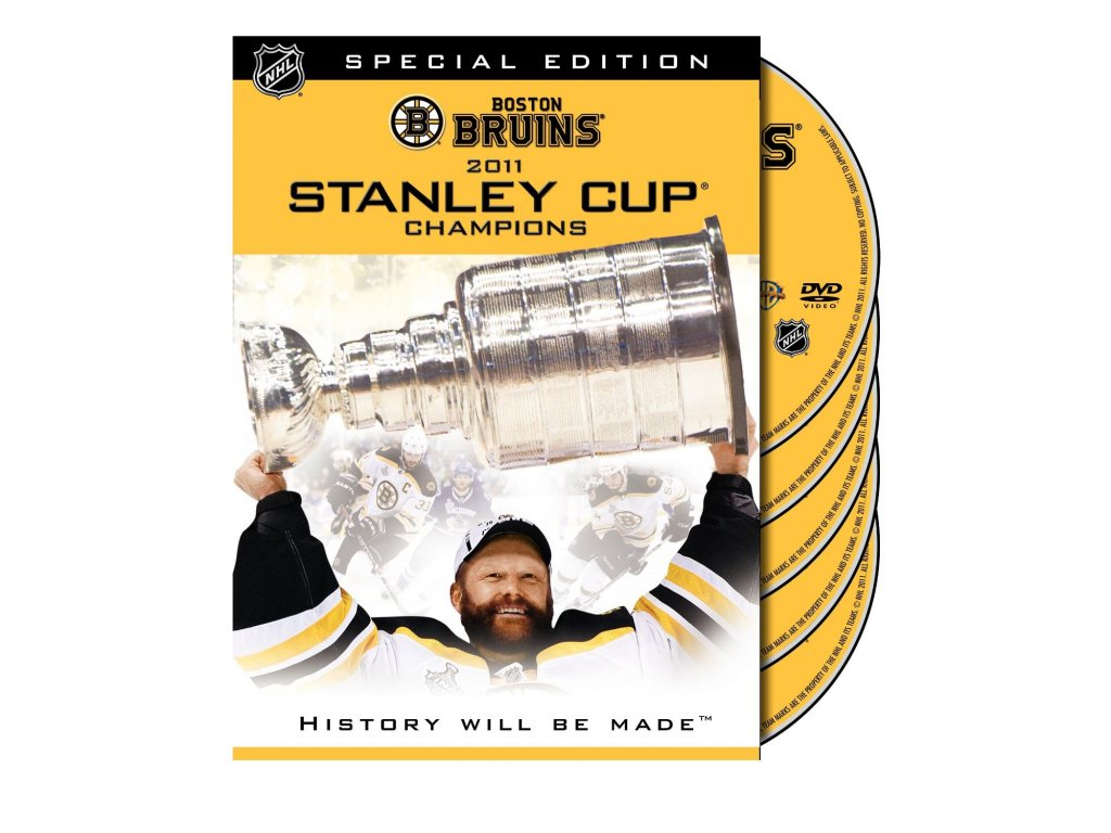 DVD - NHL Stanley Cup Champions 2011: Boston Bruins (Special Edition)