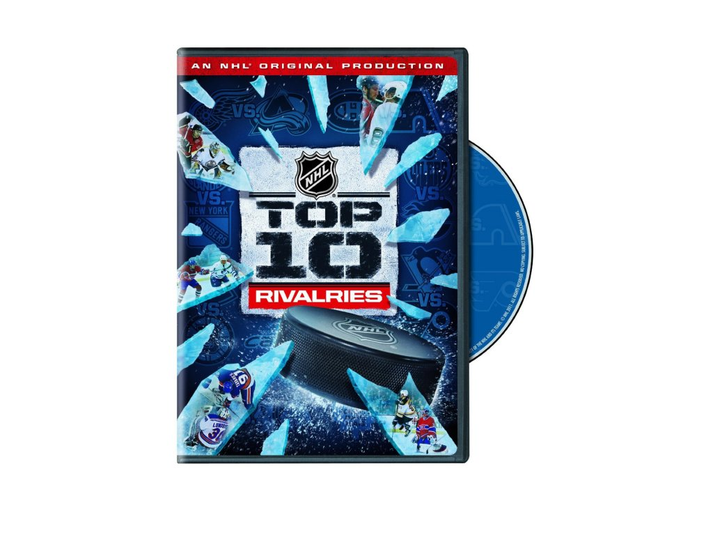 DVD - Nhl Top 10 Rivalries