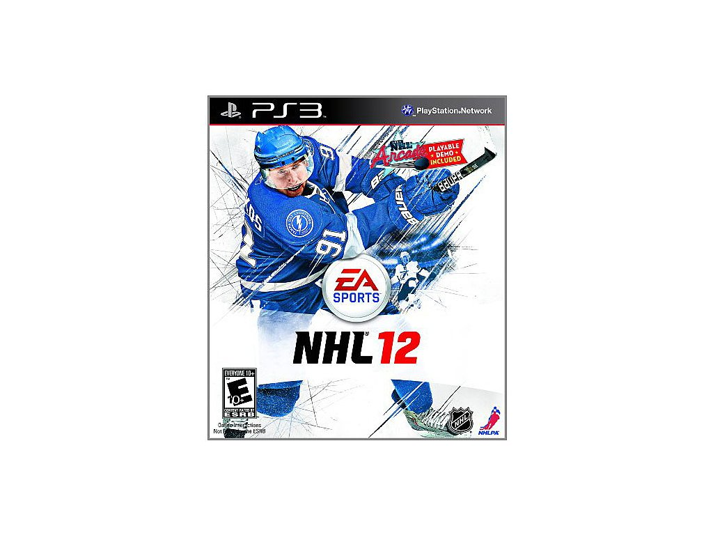 EA Sports - NHL '12 Video Game for Playstation 3 / PS3