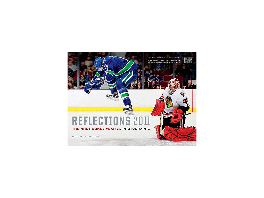 Foto ročenka - The NHL Hockey Year in Photographs Book 2011