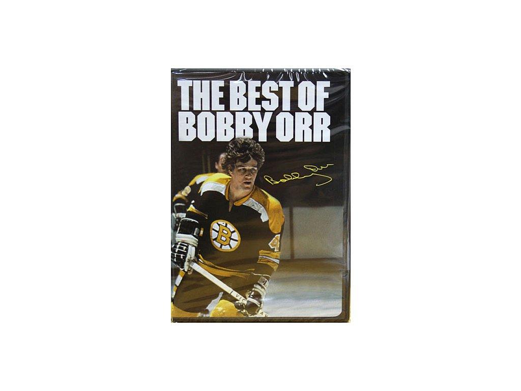 """Frameworth Boston Bruins """"The Best of Bobby Orr"""" DVD"""