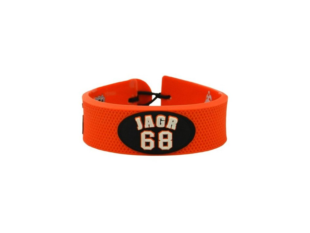 Gumový náramek - Philadelphia Flyers Jaromir Jagr