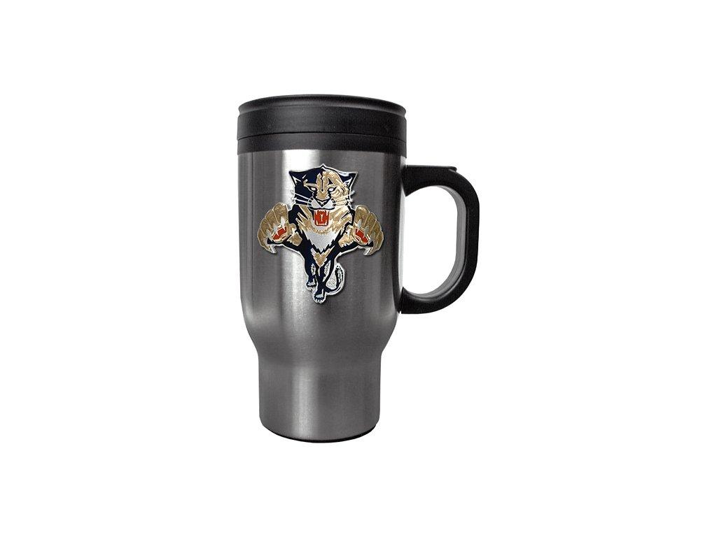 Hrnek - Stainless Steel Travel - Florida Panthers