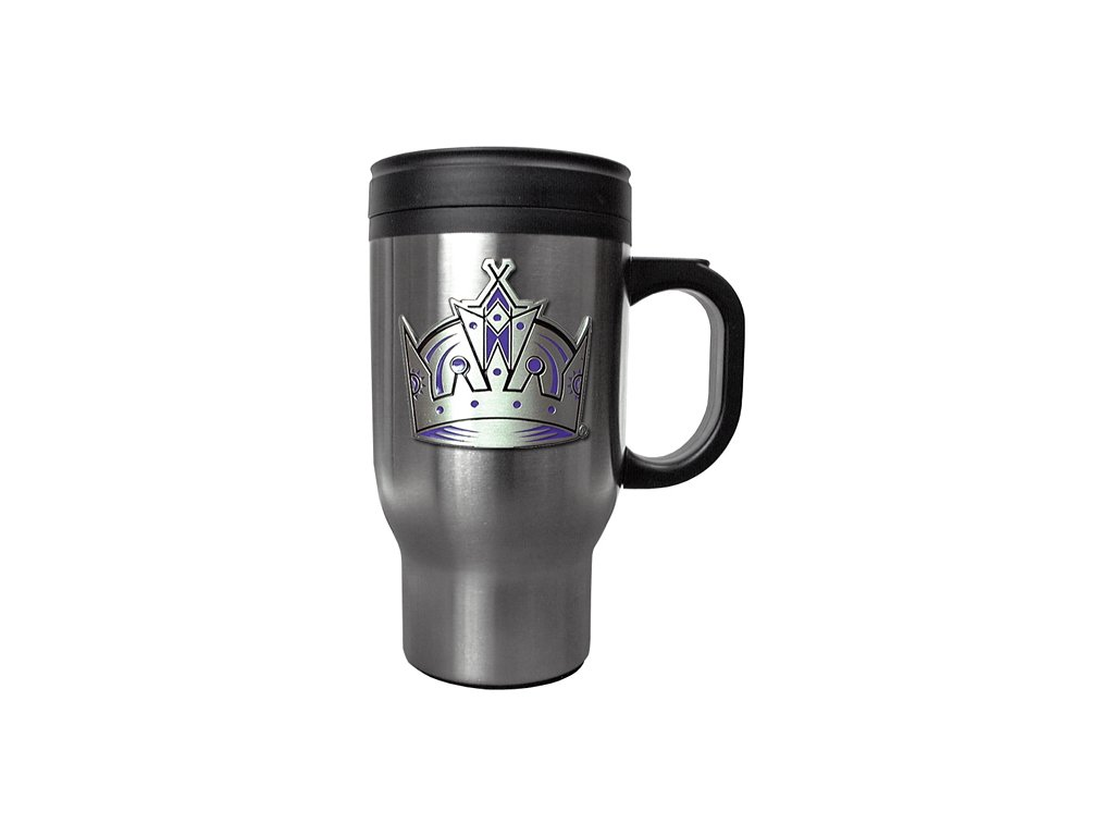 Hrnek - Stainless Steel Travel - Los Angeles Kings