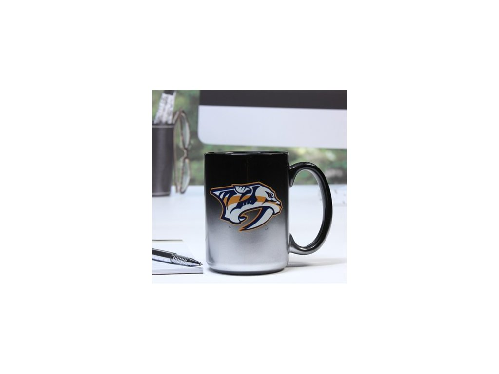 Hrnek Nashville Predators Chrome