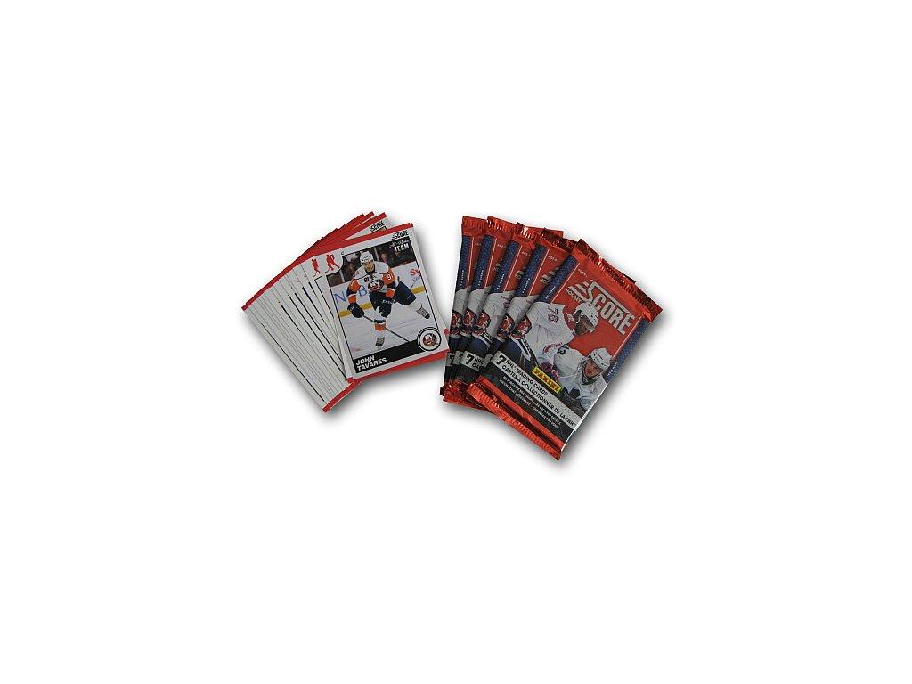 Karty NHL - New York Islanders 2010-11 Team Trading Card Set with 6 Card Packs!