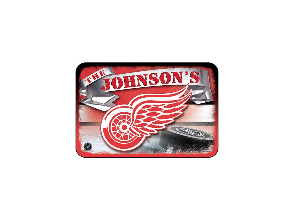 Koberec - Detroit Red Wings 50x75