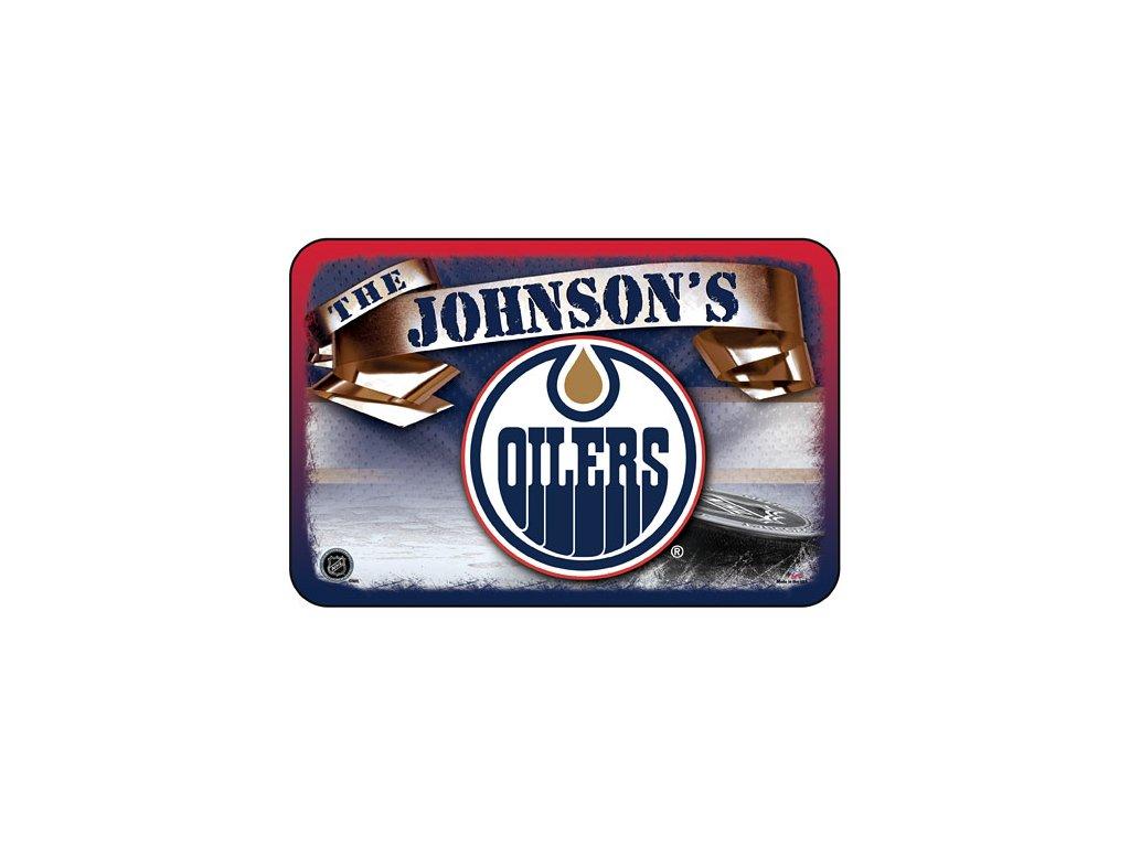Koberec - Personalized - Edmonton Oilers 50x75