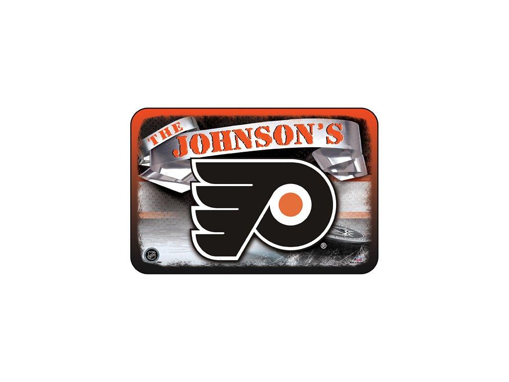 Koberec - Personalized - Philadelphia Flyers 50x75