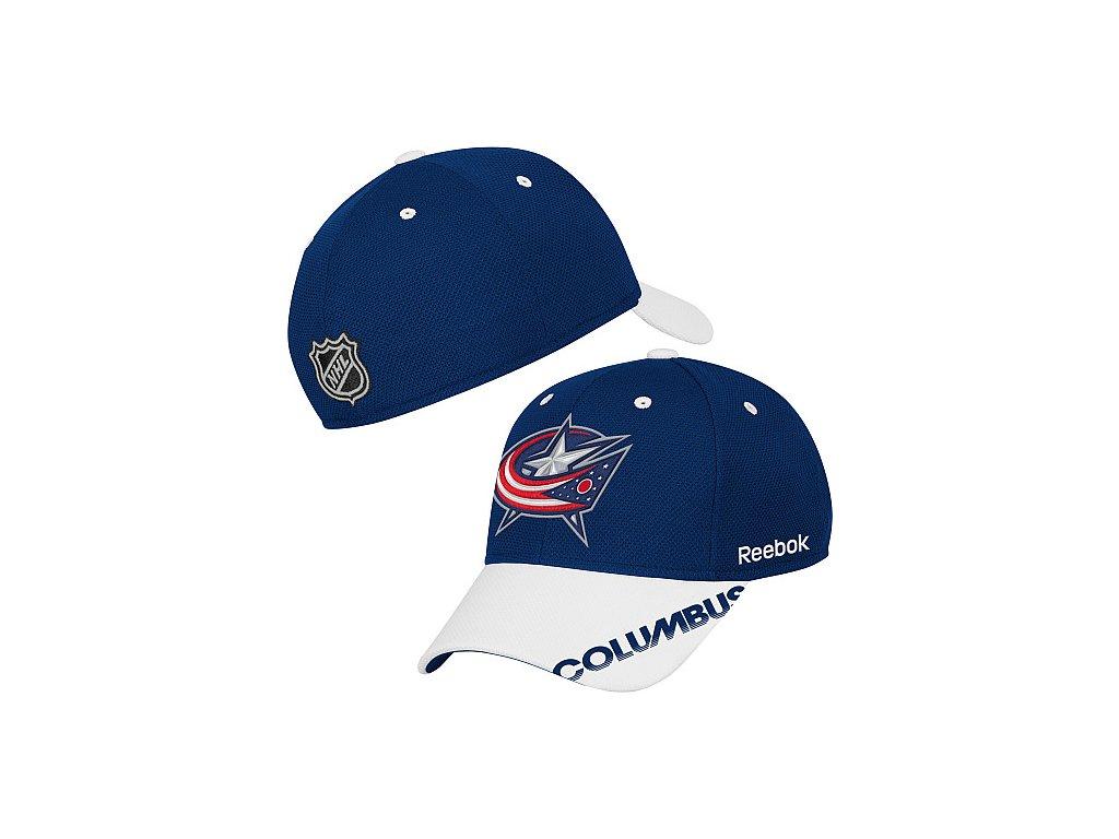 Kšiltovka - Center Ice Practice - Columbus Blue Jackets