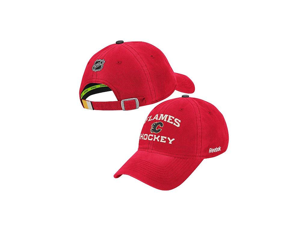 Kšiltovka - Center Ice Slouch - Calgary Flames