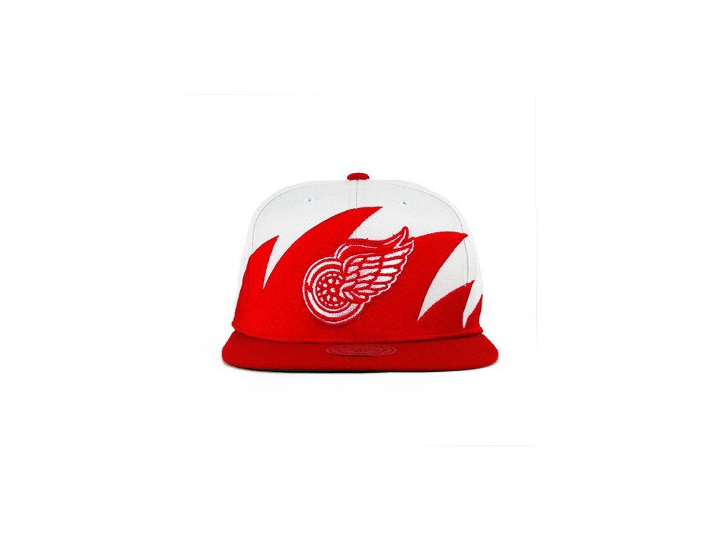 Kšiltovka - Detroit Red Wings Sharks snapback