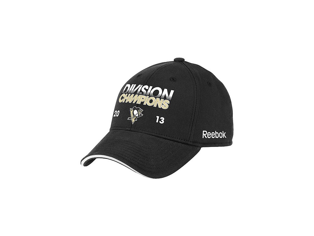 Kšiltovka - Division Champions 2013 Pittsburgh Penguins