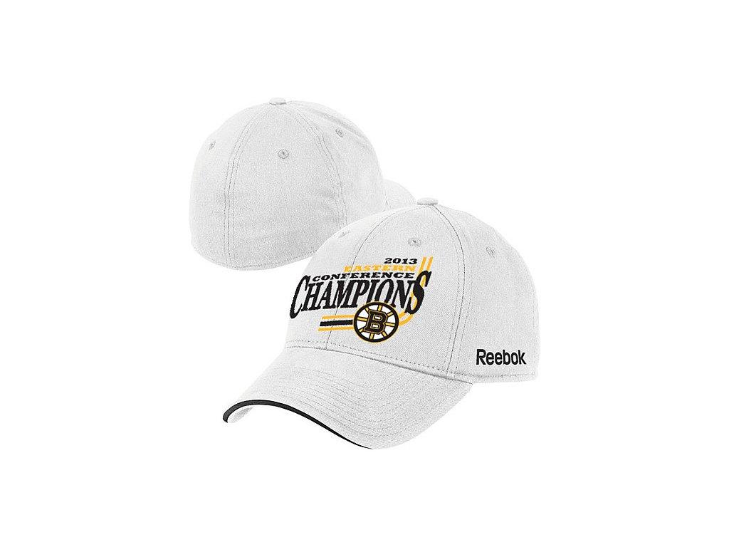 Kšiltovka - Eastern Conference Champions 2013 Stretch Fit - Boston Bruins