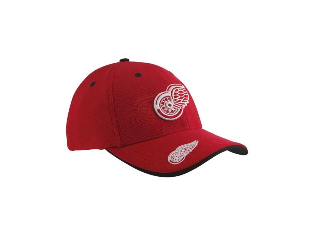 Kšiltovka - Men's Major Boss - Detroit Red Wings