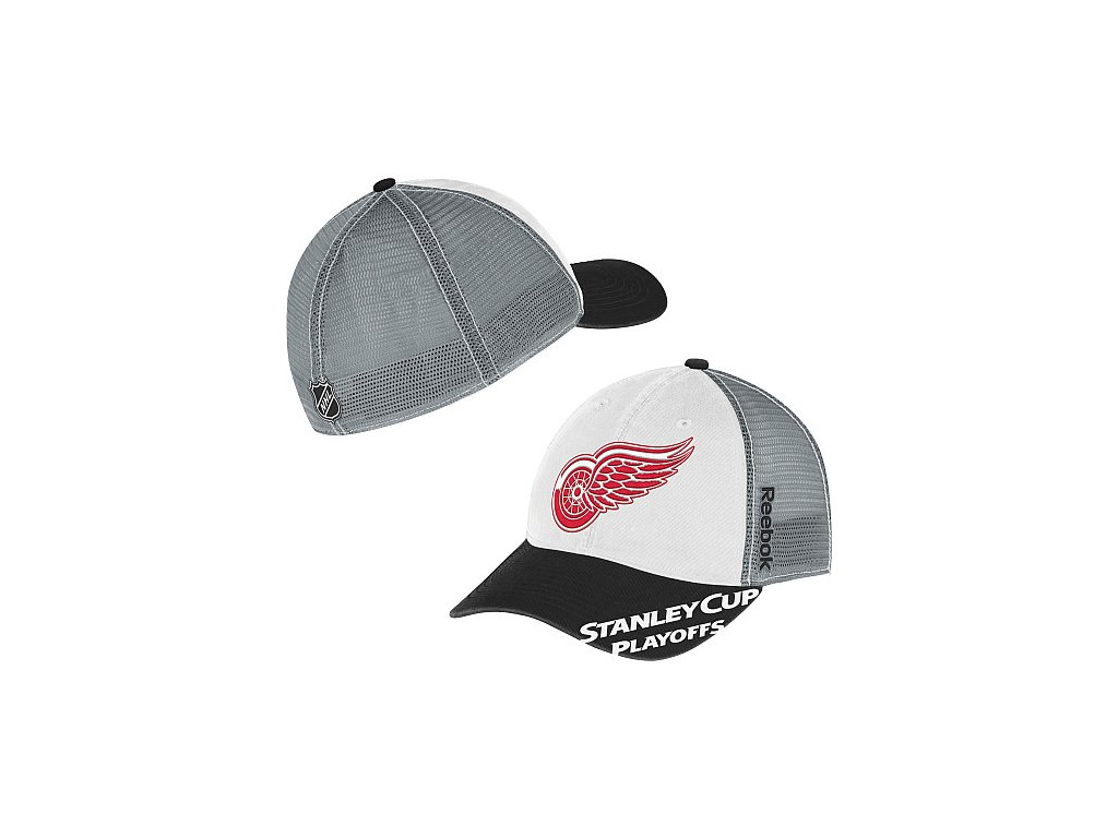 Kšiltovka - Playoff Slouch - Detroit Red Wings